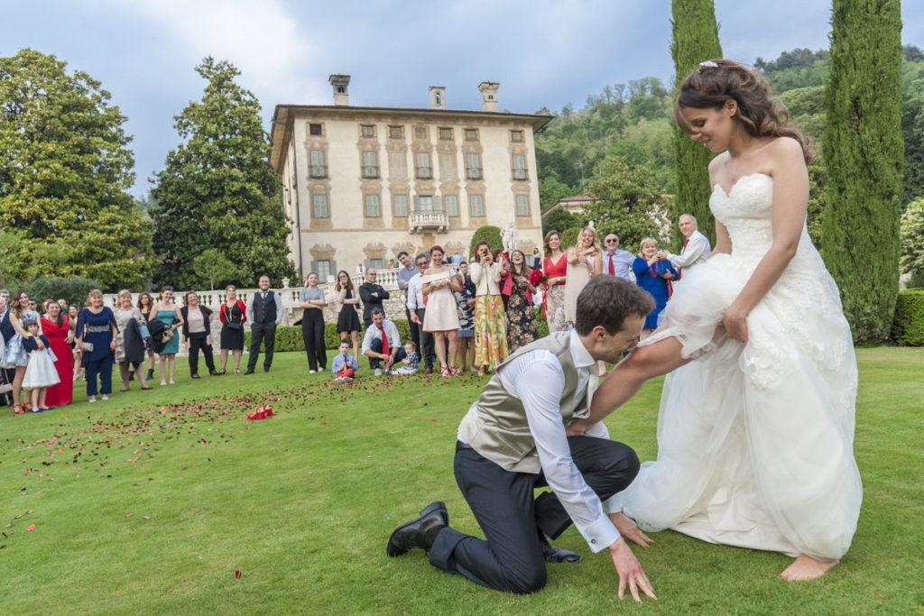 Fotografia Matrimonio Bergamo Villa Canton 60