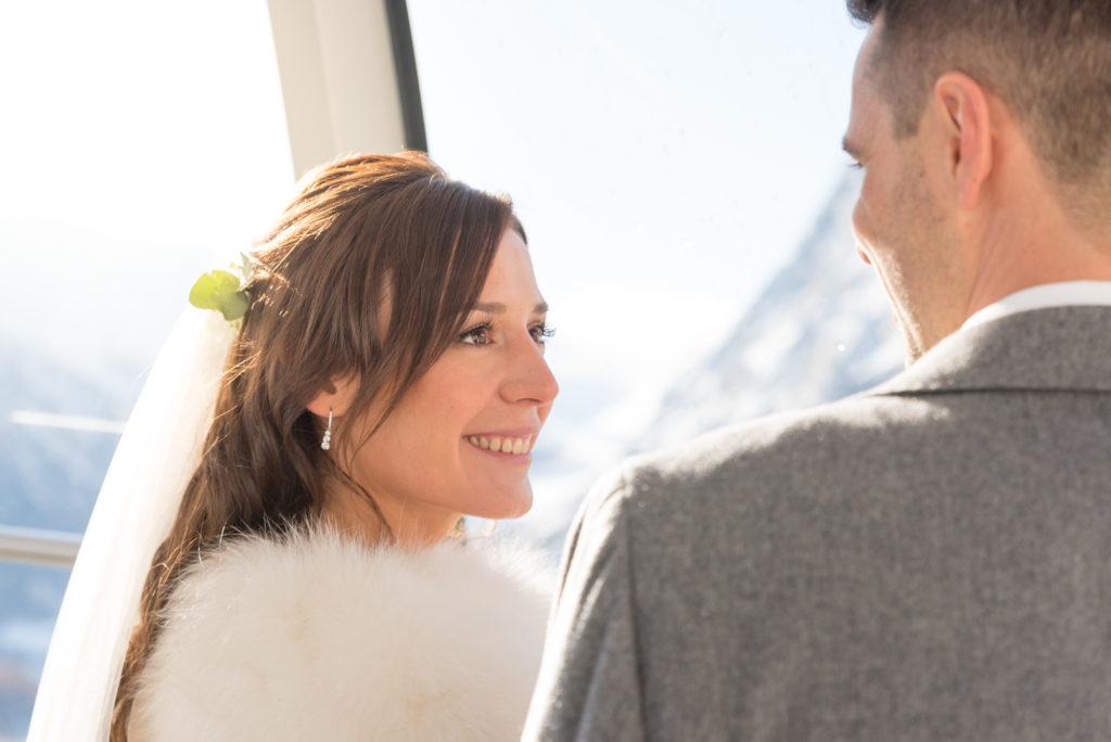 Matrimonio SkyWay Monte Bianco 55