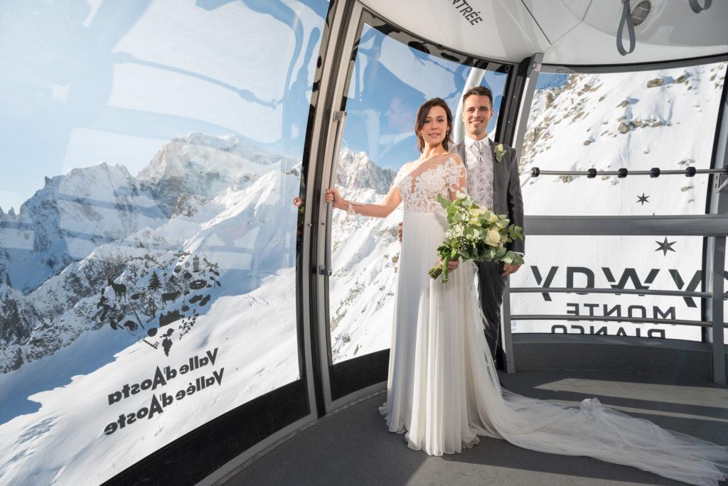 Matrimonio SkyWay Monte Bianco 62