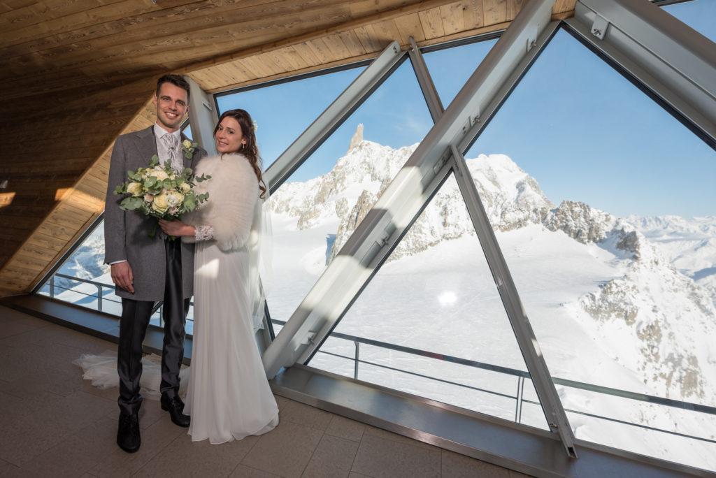 Matrimonio SkyWay Monte Bianco 63
