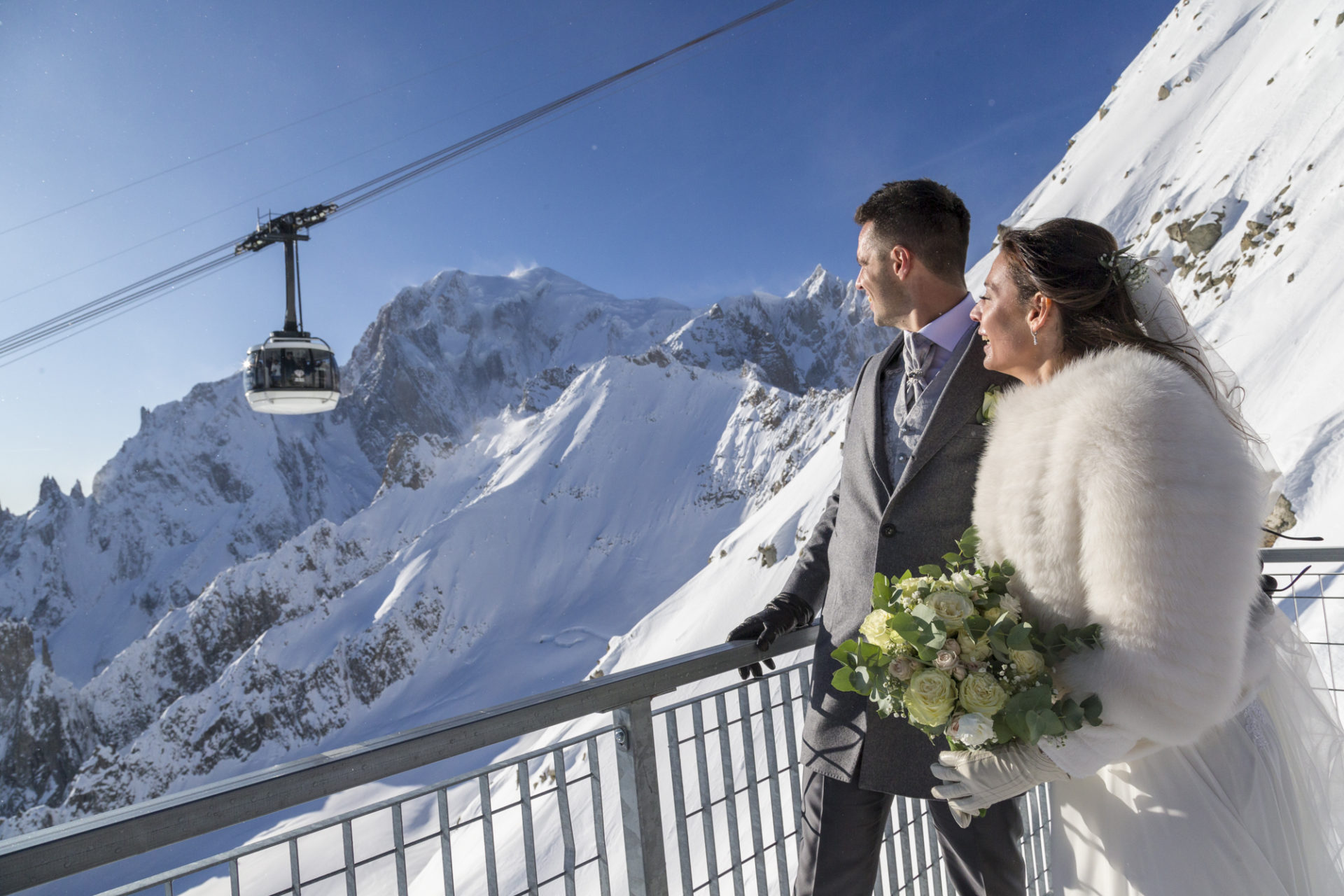 Matrimonio SkyWay Monte Bianco 66