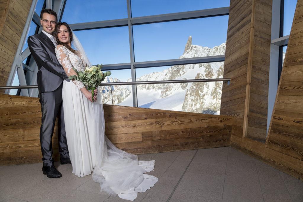 Matrimonio SkyWay Monte Bianco 75