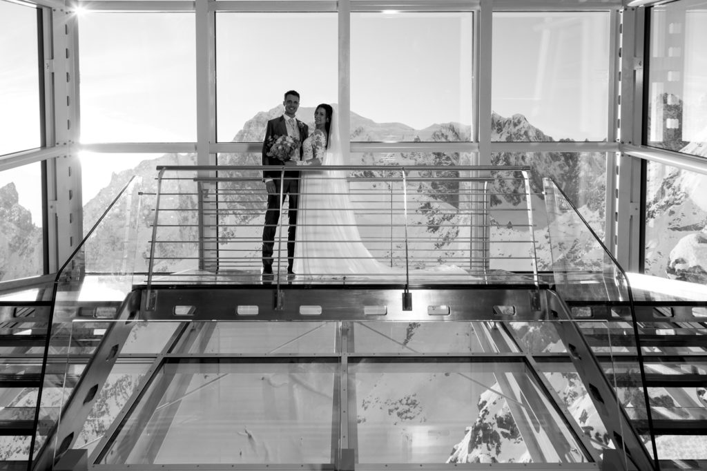 Matrimonio SkyWay Monte Bianco 76