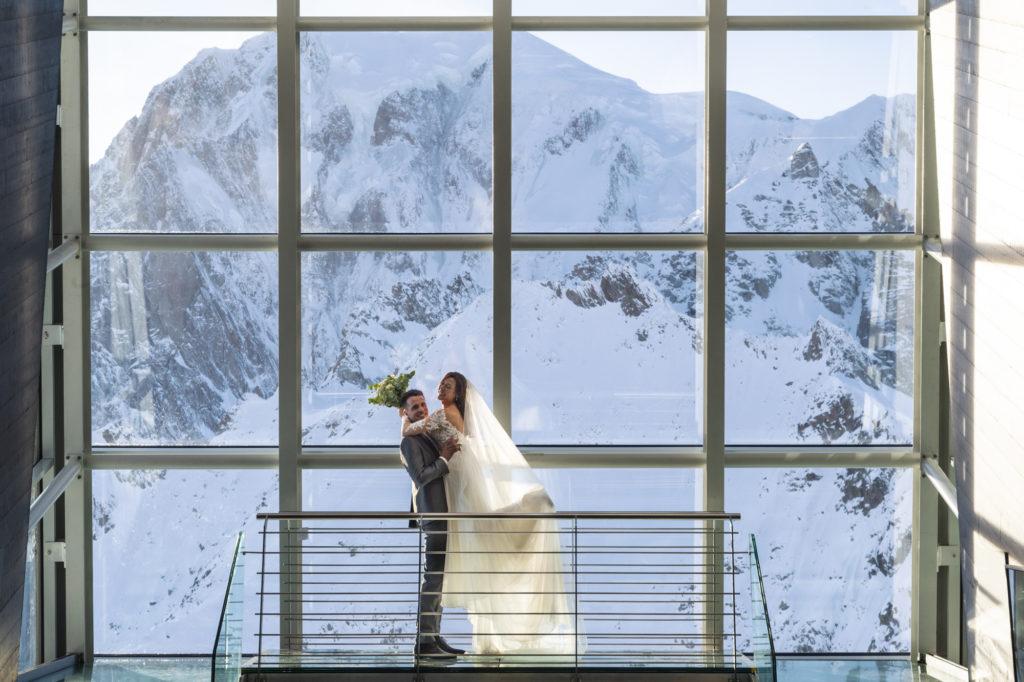 Matrimonio SkyWay Monte Bianco 77
