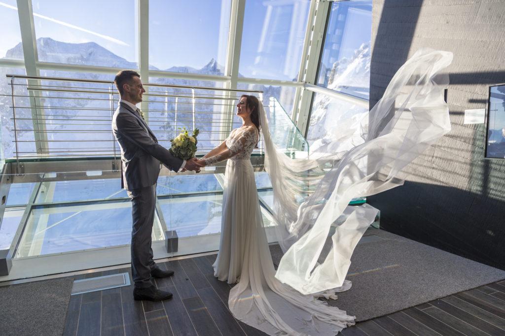 Matrimonio SkyWay Monte Bianco 79
