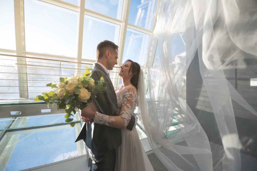 Matrimonio SkyWay Monte Bianco 80