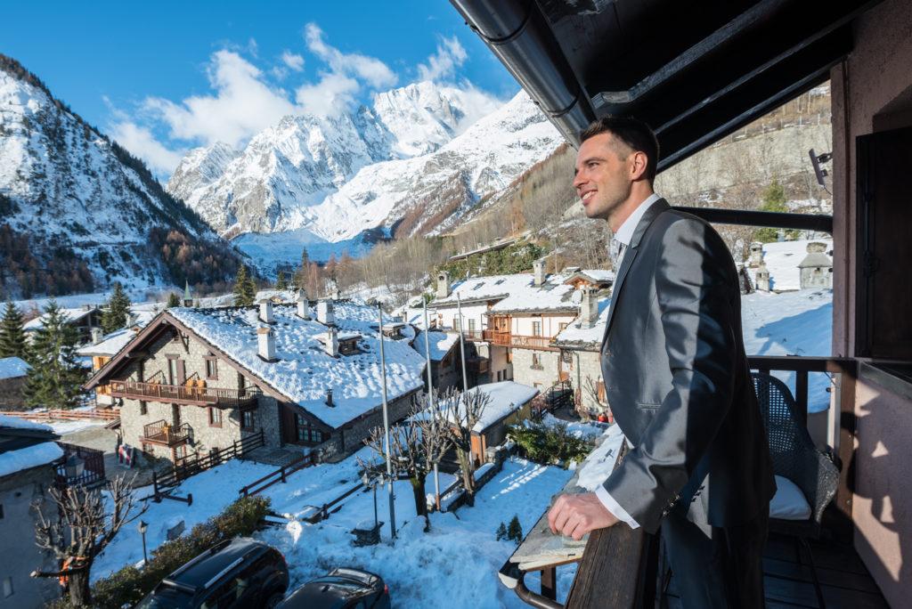 Matrimonio SkyWay Monte Bianco 9