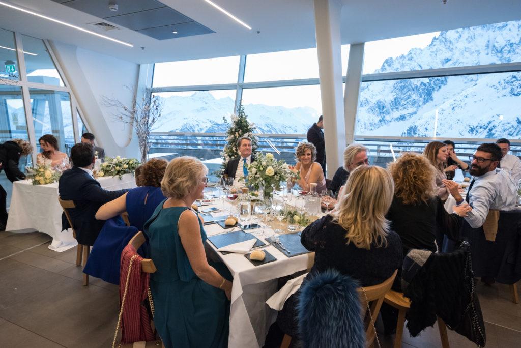 Matrimonio SkyWay Monte Bianco 92
