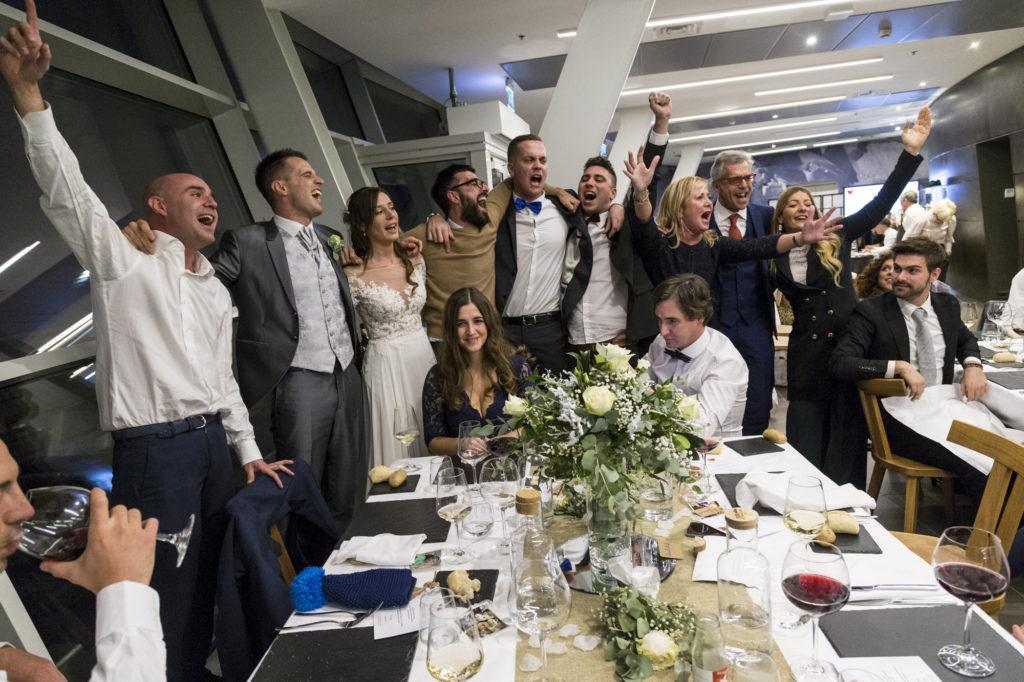 Matrimonio SkyWay Monte Bianco 93